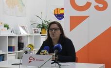 Virginia Domínguez encabeza la candidatura de Cs a Arnedo