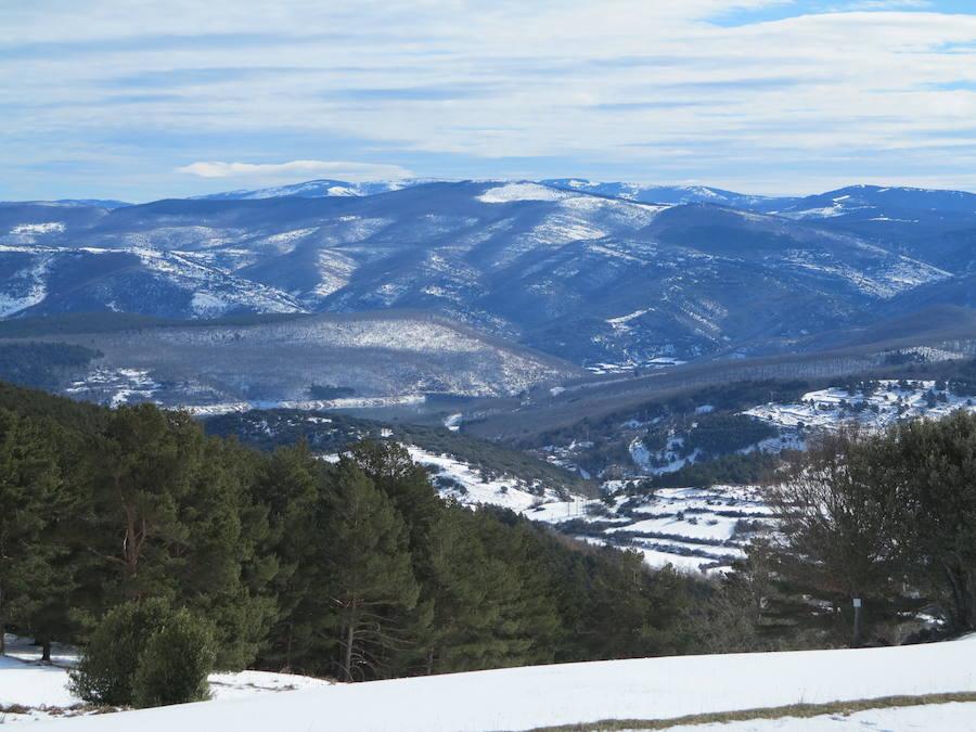 Alerta amarilla en La Rioja por nieve por encima de 900 metros