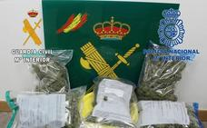 Doce detenidos en una operación antidroga en Navarra, La Rioja y Cataluña