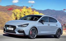 Hyundai i30 Fastback N, familiar de carreras