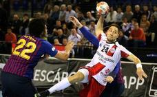 El Barça acaba con el sueño copero de Logroño