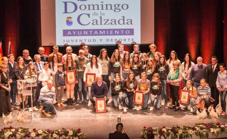 Gala del Deporte en Santo Domingo de la Calzada