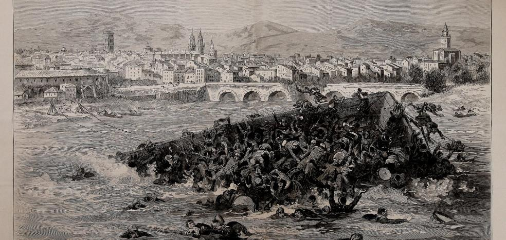 Tragedia entre puentes