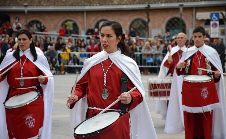 Concentración Nacional de Bandas Procesionales en Calahorra