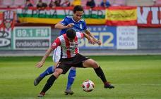 La UDL cae ante el Oviedo B y deberá pensar en defender su tercera plaza