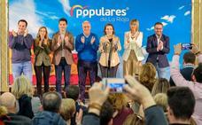 El PP se lanza al 28A como «garantía de estabilidad» para España