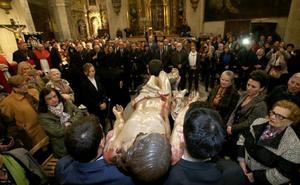 Semana Santa en Logroño: procesiones del miércoles 17 de abril