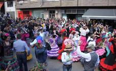Más de 400 personas comparten el IV Rocío