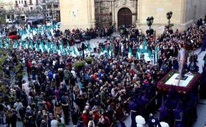 Semana Santa en Logroño: procesiones del viernes 19 de abril