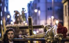 Semana Santa en Logroño: procesiones del martes 16 de abril
