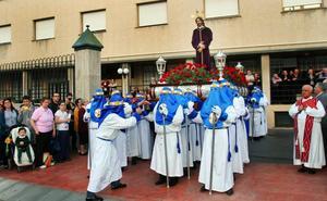 Semana Santa en Logroño: procesión del lunes 15 de abril