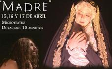 Santa María La Real acoge de nuevo un espectáculo teatral sobre la Pasión