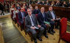 La Fiscalía rechaza excarcelar a Junqueras y Sànchez por su candidatura a las elecciones del 28-A