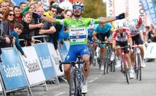 Alaphilippe gana la segunda etapa de la Vuelta al País Vasco