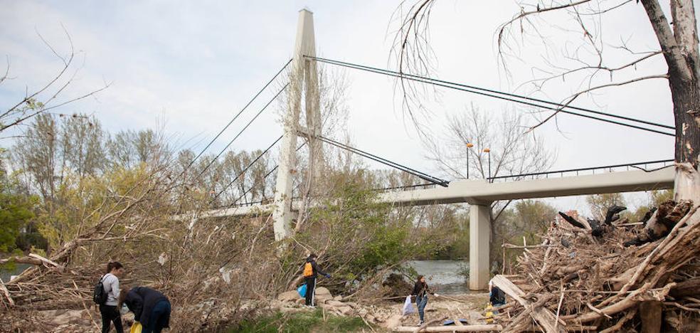 Objetivo: limpiar el Ebro