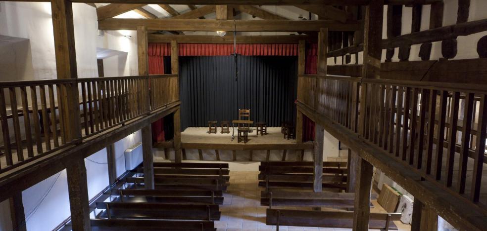 El teatro de Canales sube el telón