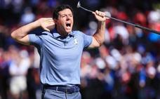 Un 'top 10' aspira a la Chaqueta Verde en Augusta