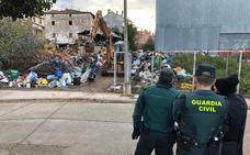 Villamediana acaba con el basurero de los 'Matamachos'