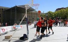 El torneo '3x3 Interbarrios' promocionará el baloncesto en formato dinámico