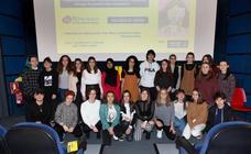 Entrega de premios del concurso escolar sobre Derechos Humanos de Amnistía Internacional