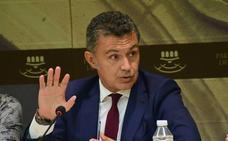 Escobar dimite como consejero para ejercer como candidato a alcalde de Logroño