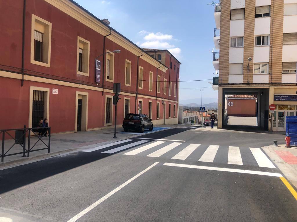 La calle Doctor Fleming se abre al tráfico de vehículos