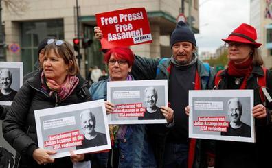 Amenaza de tormenta política en torno a la detención de Julian Assange