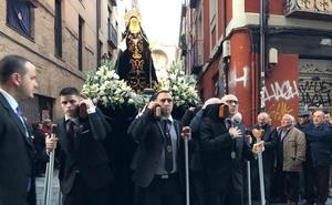Tras los pasos de Nuestra Señora de los Dolores