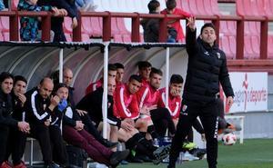 «El 'play off' aún no está conseguido»