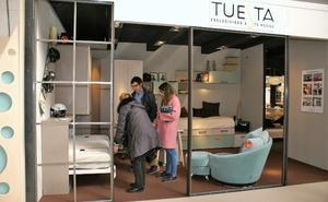 La Feria del Mueble de Nájera estrena hoy y mañana su primera fase de exposición