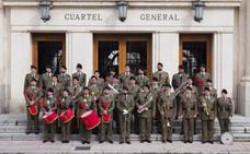 Concierto de la unidad del cuartel San Marcial