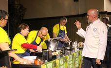 Inauguración de las Jornadas de la Semana Santa Verde de Alfaro