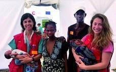 Las emociones viajan de Mozambique a Logroño por Whatsapp