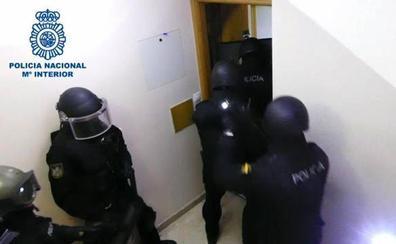 Marihuana, speed, hachis, cocaína, heroína, armas y 32 detenidos: el mejor trimestre contra la droga en La Rioja