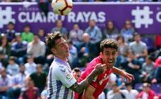 El Getafe saca un punto de Zorrilla con un polémico penalti
