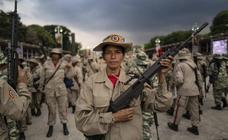 El Día de la Milicia, en imágenes
