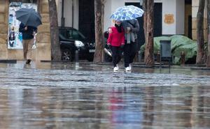 La Rioja activa este lunes el riesgo amarillo por lluvias y tormentas