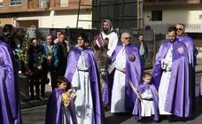 Valvanera celebra la tradicional Borriquilla