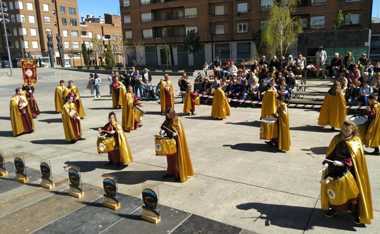 XVI Exaltación de Bandas de cofradías Ciudad de Arnedo