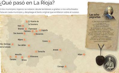 Consulta cómo afectó el terremoto de Lisboa a tu localidad