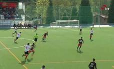Los goles de la UDL frente al Vitoria