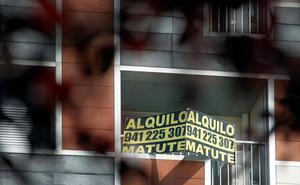 Los inquilinos morosos riojanos adeudan de media a sus caseros 3.983 euros