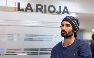 «Mi objetivo es ascender como jugador de la UD Logroñés»
