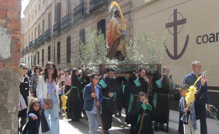 El Domingo de Ramos en Alfaro, Arnedo, Cervera, Haro, Nájera y Santo Domingo