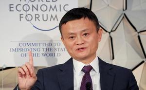 El fundador de Alibaba defiende 12 horas de trabajo seis días a la semana