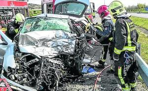 Fallece un vecino de Logroño en un accidente de tráfico en Vitoria