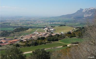 La Rioja desde el León Dormido
