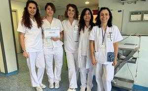 La Fundación Hospital de Calahorra, premiada por su trabajo en Insuficiencia Cardiaca en las Jornadas Nacionales de Enfermería