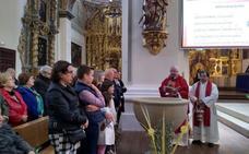 San Miguel estrena pila bautismal