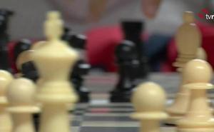 «El ajedrez es muy divertido»
